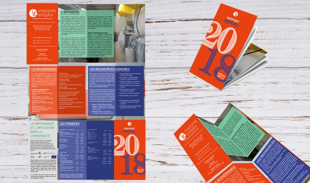rapport annuel imprime-emploi